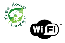 Vacation rental costa rica tree house is  a wifi spot